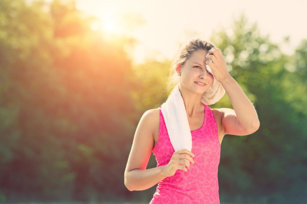 Simple Ways To Prevent Yourself From Heat Stroke