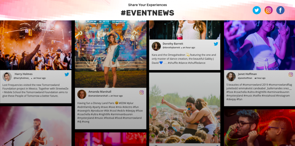 Instagram Wall: What Is It and Best Tools For 2020