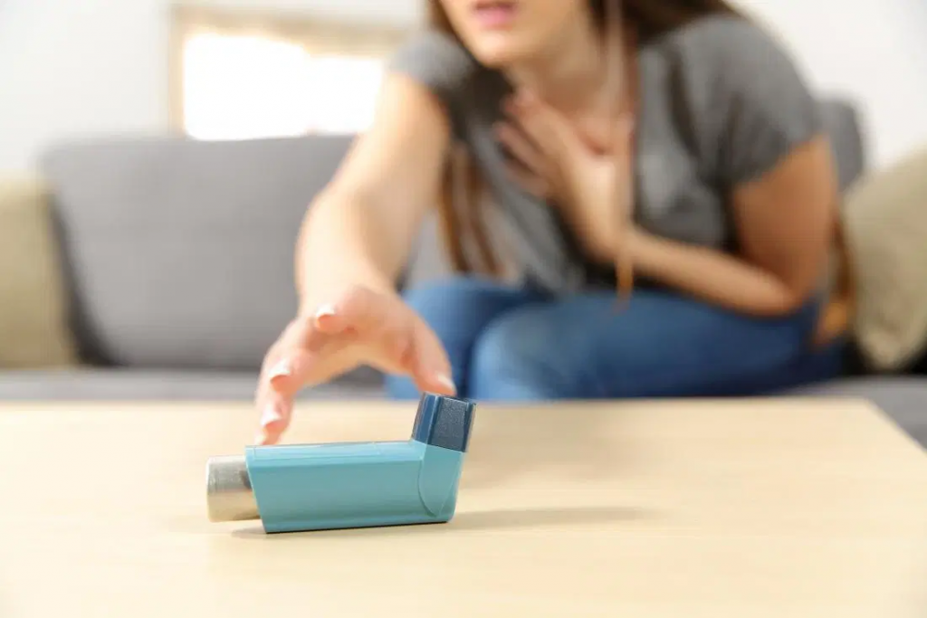 TIPS TO PREVENT ASTHMA ATTACK