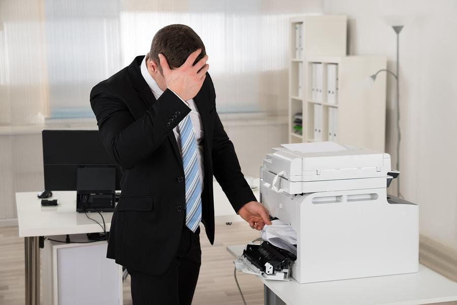 hp printer problems