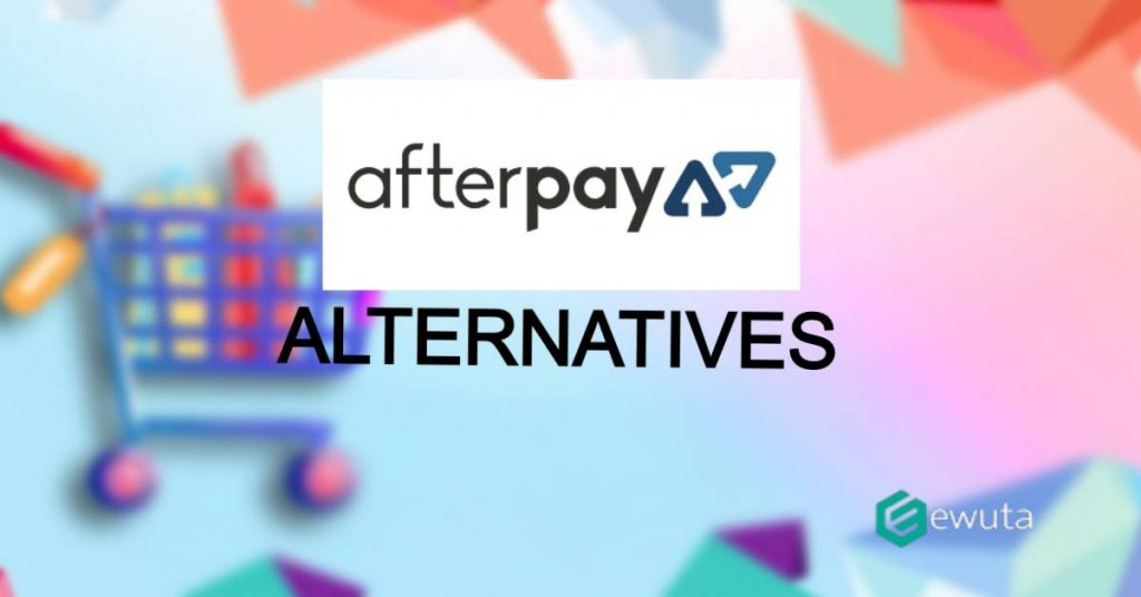 sites like afterpay competitors alternatives