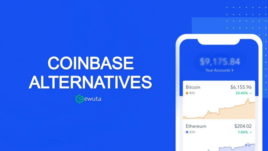 sites like coinbase alternatives