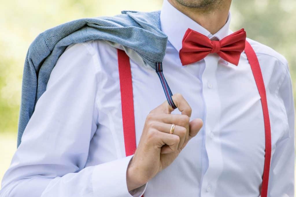 Suit Suspenders